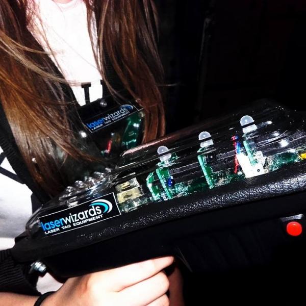 Laser Fun